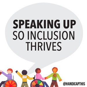 Speaking Up So Inclusion Thrives