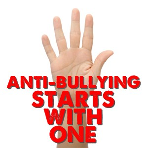 Anti-Bullying Starts with One