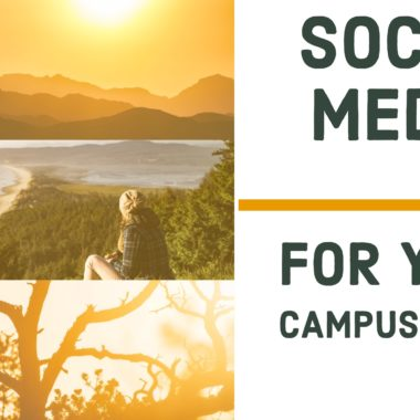 Social Media For Your Campus Event