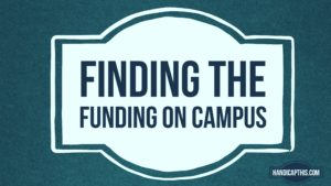 Finding The Funding On Campus